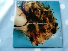Madonna Ray Of Light 2 Track Card Sleeve CD