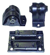 Jeep Engine Mount Direct Replacement Kit Wrangler TJ 1997-2006 w/ 4.0L engine
