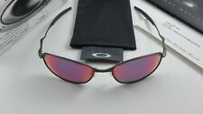 Oakley Whisker Titanium Pewter Positive Red Iridium+Box 12-781 SGH Exclusive NEW