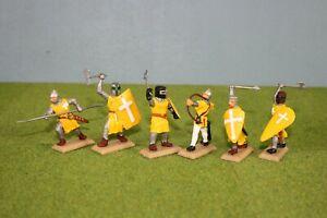 DSG Crusader Knights in Yellow