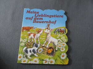 Buch Baby  Kinder - Meine Lieblingstiere auf dem Bauernhof