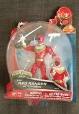 Power Rangers Super Megaforce - Zeo Red Ranger Action Hero