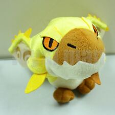 Monster Hunter Rioreia Rathian 8.5 inch Gold Plush Stuffed Doll Toy US Ship