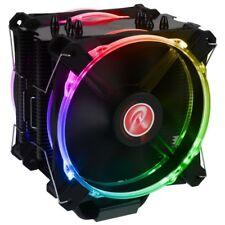 Raijintek Leto Pro RGB LED Slim 120mm CPU Cooler 0R100072