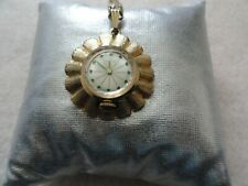 Up Necklace Pendant Watch Vintage Honey Mechanical Wind