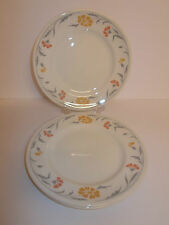 3 x Johnson Brothers Ceramic Lugano Floral Design Side Tea Plates - Lovely