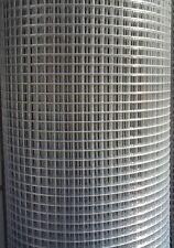 WELDED WIRE MESH GALVANISED AFTER WELDING 1200 X 5M MESH 12.5x12.5 GAUGE .8mm