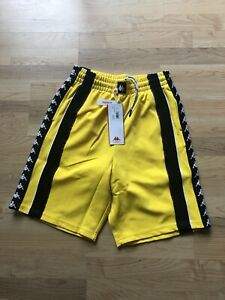 NWT Mens Kappa Authentic Berno Shorts Sz. Small