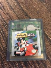 [Game Boy Color] Mickey's Speedway USA (CART ONLY) - *USED*