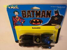NEW 1989 ERTL DIE-CAST METAL 1/43 SCALE BATMAN BATMOBILE #2575