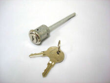 Polished Door Lock Cylinder w/ Keys 1928-1948 Ford Passenger Car & Pickup Truck