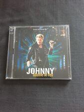 "CD  JOHNNY HALLYDAY ""Allume le feu "" 2 CD 28 chansons Stade de France  1998"