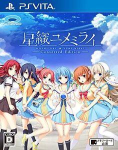 Hoshi Ori Yume Mirai Converted Edition PS VITA Import Japan