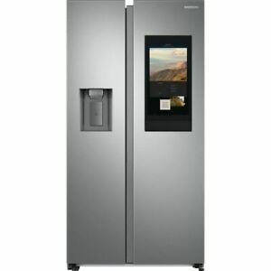 Samsung RS6HA8891SL Family Hub™ 91cm Frost Free American style  Fridge Freezer