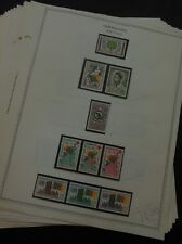 EDW1949SELL : CAMEROUNS Beautiful VF MNH collection on pages 1960-67. Cat $370