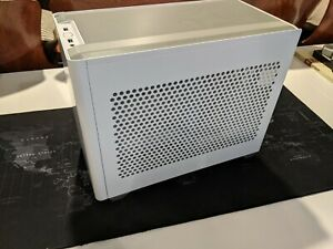Cooler Master MasterBox NR200 White Mini-ITX with 3d printed extras