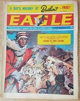EAGLE COMIC Vol 19 No 16 DAN DARE LEGENDS IN THEIR LIFETIME - 20th APRIL 1968