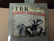 "TDK - 1984 Primera Grabacion 7"" kbd gism rip lodi social hhh mg15 bgk ubr   NEW"