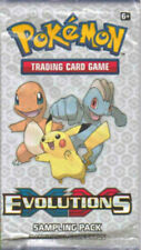 Pokemon 40 Sampling Packung Evolutions 3 Karten pro - Brandneu in