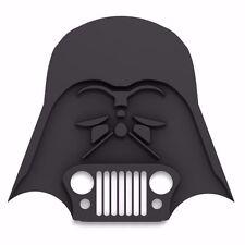 Jeep Darth Vader 3D Emblem Badge Decal