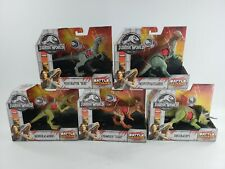 Jurassic World Battle Damage Dinosaurs Lot of 5 New YOU PICK Jurassic Park