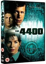 THE 4400 SEASON ONE SERIES 1 PARAMOUNT CBS 2 DISC BOX SET UK REGION 2 DVD L NEW