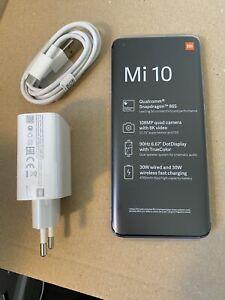 "Xiaomi MI 10 6.67"" Snapdragon 865Ghz 108MP  8GB 5G Without Box"