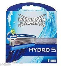 8 Stück  Wilkinson Sword Hydro 5 Rasierklingen Hydro5  Klingen Neu