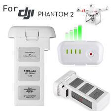 5200mAh 3S Intelligent Flight Lipo Battery For DJI Phantom 2 Vision Plus UK