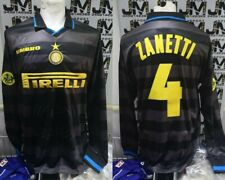 Maglia/Shirt/Camiseta FC Inter Milan Zanetti Uefa 98 Umbro