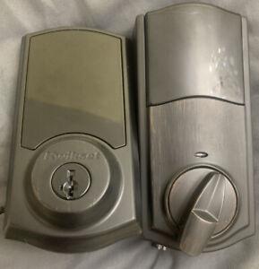 Kwikset SmartCode 915 Touchscreen Venetian Bronze Single Cylinder Electronic Dea
