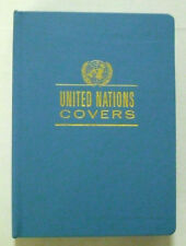 WHITE ACE - ALLSYTE UNITED NATIONS COVER ALBUM - HOLDS 100 -   NEW       #WA-ALL