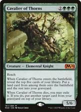 MTG - Green - Cavalier of Thorns - Magic 2020 - Creature
