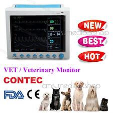 Veterinary Patient Monitoricu Ccu Vital Sign Cardiac Medical Portable Machine