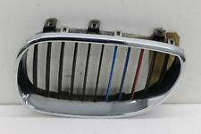 2005 BMW 5 SERIES E60 4 Door Saloon Front Left Chrome Kidney Grille Grill