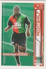 All Stars TCG 2007/2008 Trading Card Dominique Kivuvu NEC Nijmegen