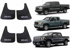 (4) Genuine GM 19213394 Splash Guards Mud Flaps For GMC Trucks New Free Shipping