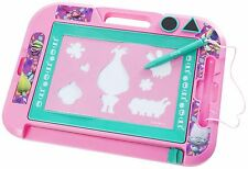 NEW Trolls Poppy Magnetic Scribbler Writing Tablet toy game Children's Girls Kid