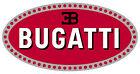 BUGATTI vinyl cut sticker decal 6
