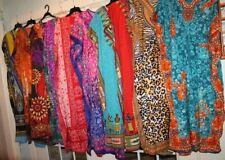 Long Beach Maxi Caftan One Size Kaftan Evening Wear, Robe,MuuMuu-Viscose-Choice