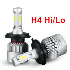 H4 160W 16000LM CREE COB LED Headlight KIT Replace Halogen Xenon HIGH LOW Beam