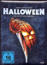 Halloween - Nacht des Grauens_John Carpenter_ Ltd Mediabook Wattiert_uncut_Neu !