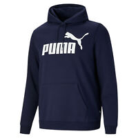 PUMA Men's Essentials Big Logo Hoodie BT