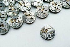 Watch Parts Movements Vintage Gear 20 pc Round Mechanisms Zarya Steampunk