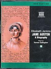 Audio book - Jane Austen by Elizabeth Jenkins   -   Cass   -   Abr