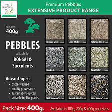 Garden stones gravel pebbles ebay pebbles 400g suitable for pots bonsai terrarium succulents large workwithnaturefo
