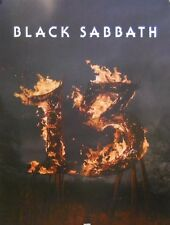 BLACK SABBATH POSTER, LARGE VERSION (J4)