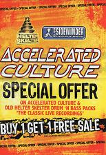 HELTER SKELTER MERCHANDISE (SPECIAL OFFER) Classic Rave Flyer