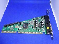 DIAMOND TECHNOLOGIES DT197A30 ISA SOUND KARTE   # GK1225