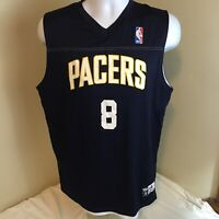 Alleson Team NBA Indiana Pacers Practice Jersey Medium Reversible Free Shipping!